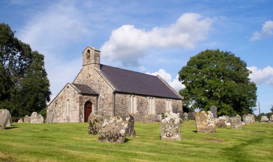 Visiting St. Michael's Old Church, Clonoe Thumbnail
