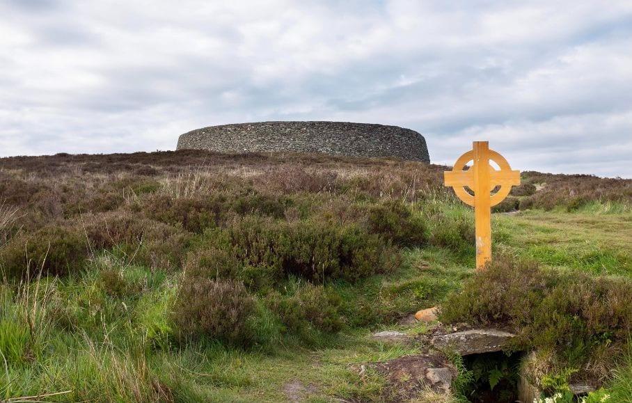 Grianán of Aileach, Carrowreagh Gallery Image